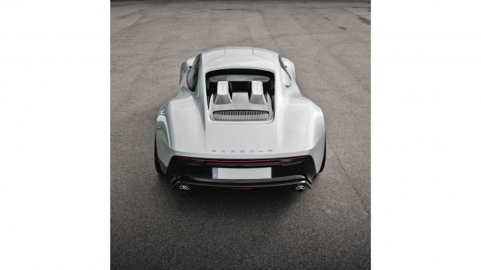 전설의 부활, 포르쉐 904 리빙 레전드 컨셉