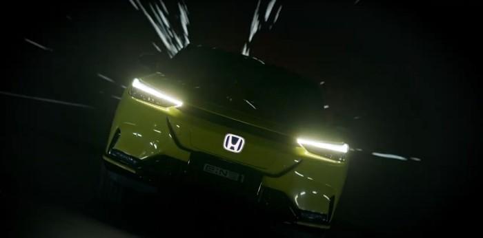 혼다 HR-V 전기차 공개: e:NP1 & e:NS1
