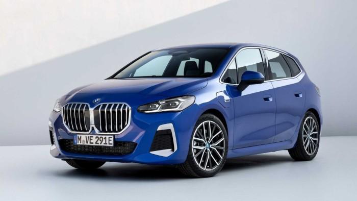 BMW, 신형 U06 2시리즈 액티브 투어러 공개, PHEV 추가