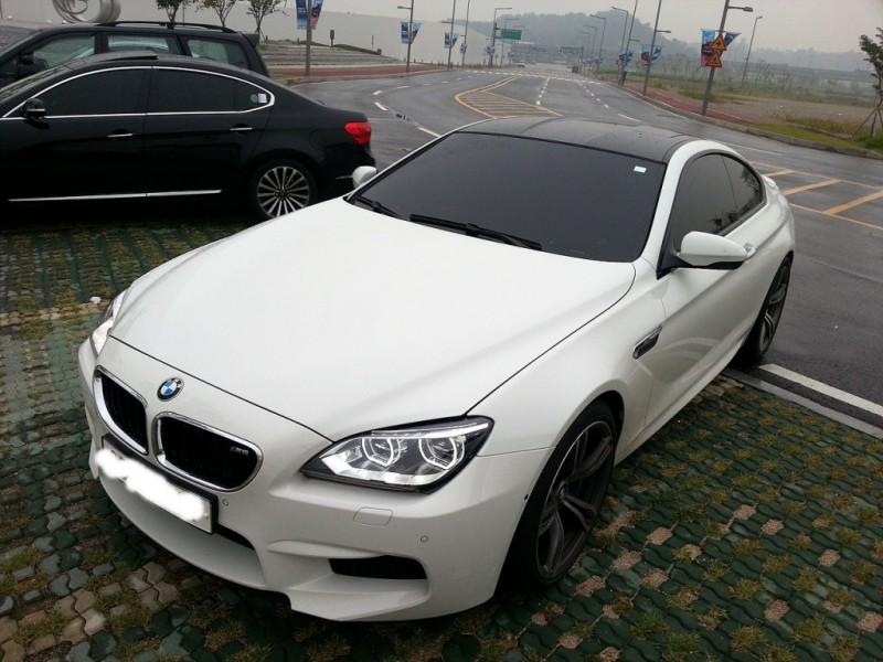 BMW M6 쿠페 시승기