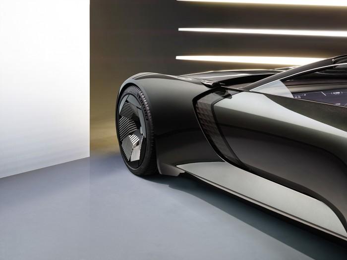 아우디 디자인의 미래, 스카이스피어 컨셉 공개