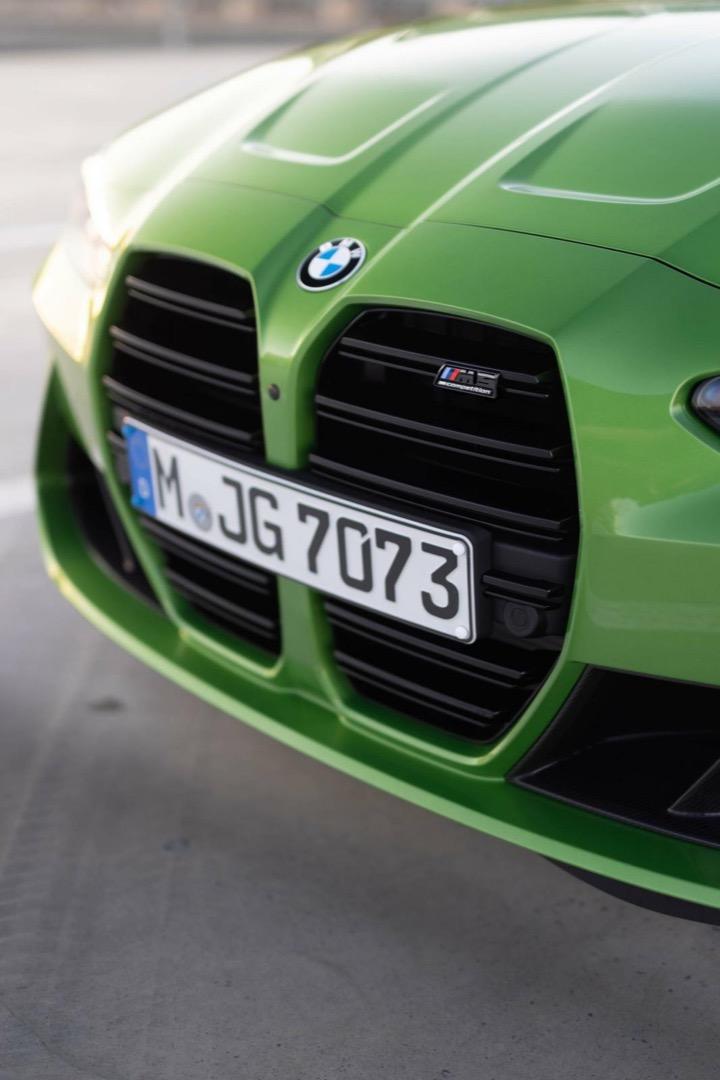 2021 BMW M3 컴페티션