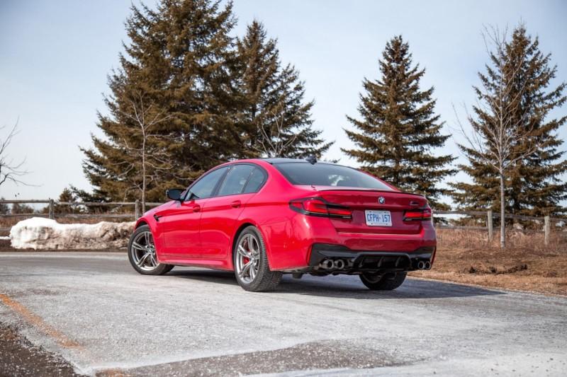 2021 BMW M5 컴페티션