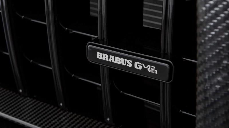 세상에서 가장 강력한 오프로드 SUV, 브라부스 G V12 900