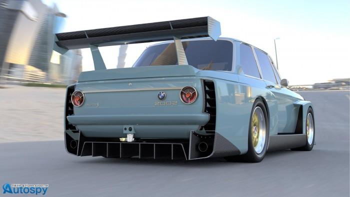 10억짜리 BMW 2002 몬스터, 리엔지니어링의 진수